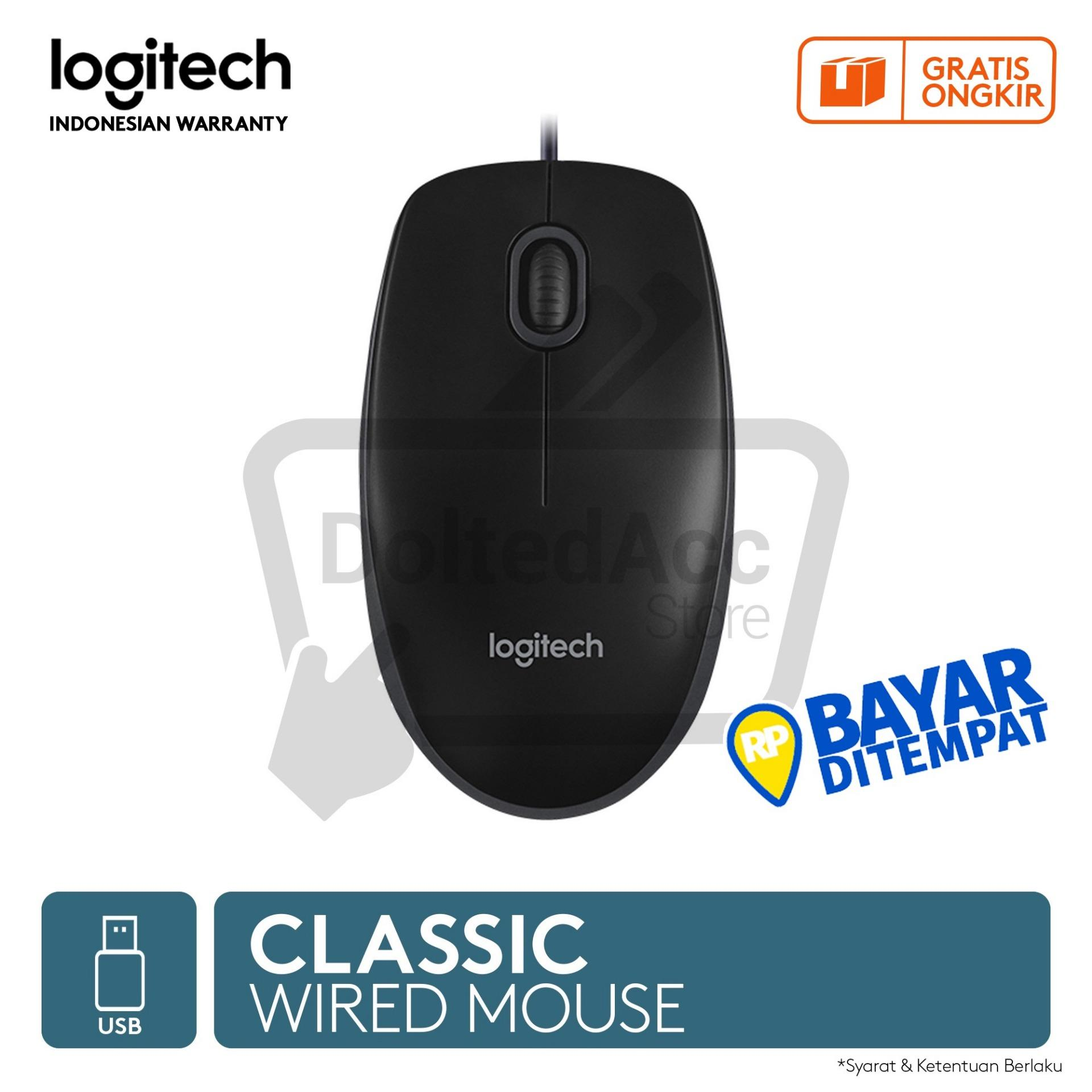 Hp Gaming Mouse M100 7 Led - Hitam. By Jet Store