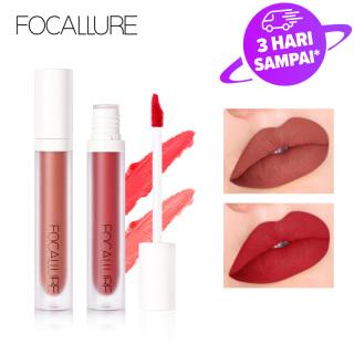 FOCALLURE Velvet lipstik Matte waterproof long lasting liquid lipstick professional lip makeup thumbnail