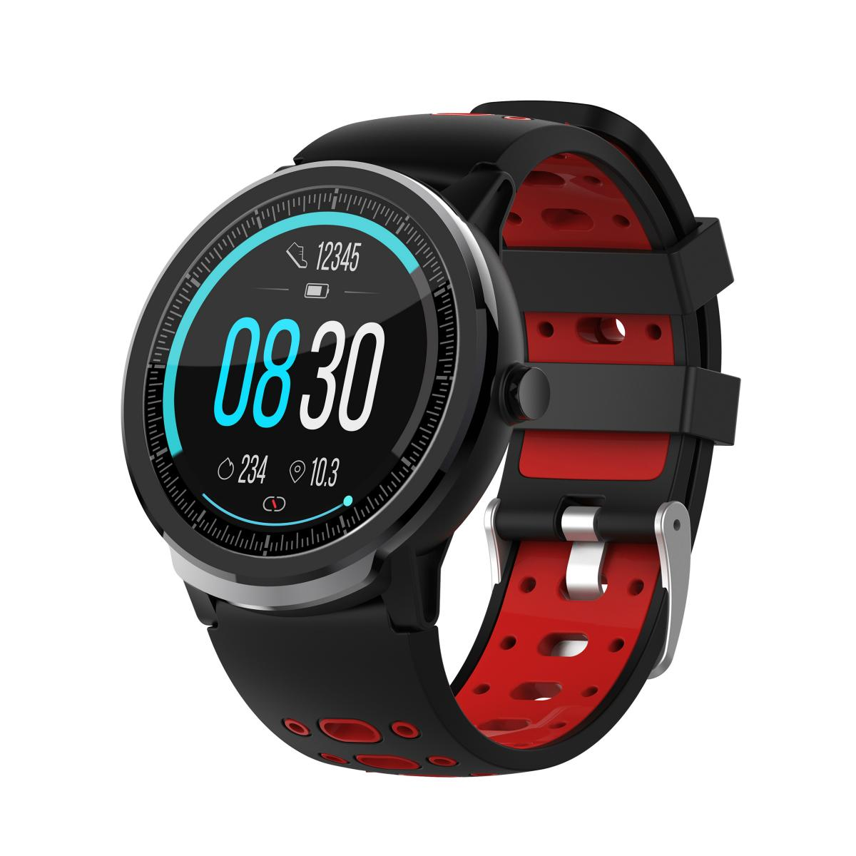 Mã Khuyến Mãi SENBONO S10pro Full Touch Smart Watch Men Women Sports Clock Heart Rate Sleep Monitor Wristband Smartwatch For IOS Android Phone