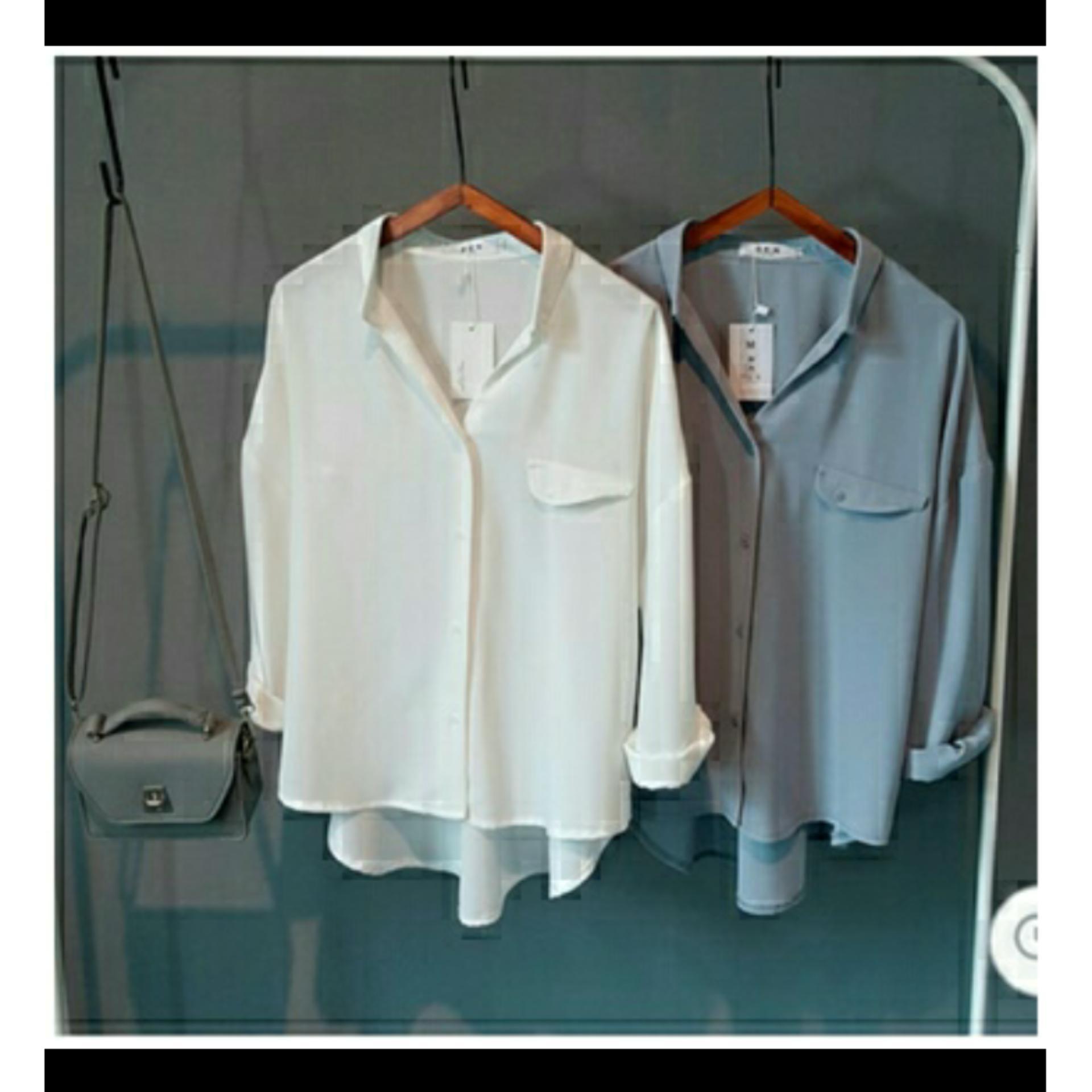Jual baju atasan kerja murah garansi dan berkualitas  21cab34afb