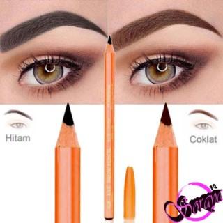 Viva Queen Pensil Alis - Pencil Alis Viva - Warna Coklat & Hitam thumbnail