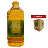 Jual Oryza Grace Minyak Goreng Bekatul Padi Rice Bran Oil 5 L X 4 Pcs Antik