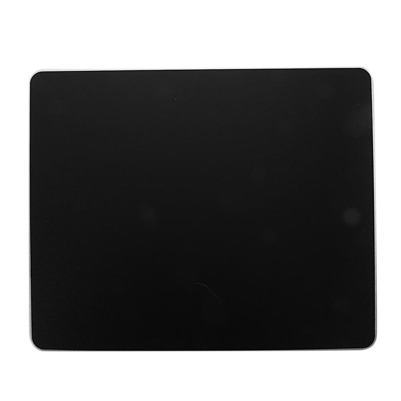 Voground Hard Silver Metal Aluminum Mouse Pad Mat Smooth Magic Ultra Thin Double Side Mouse Mat Waterproof Fast And Accurate Control For Gaming And Office(Small 8.66X7.09 Inch) Malaysia