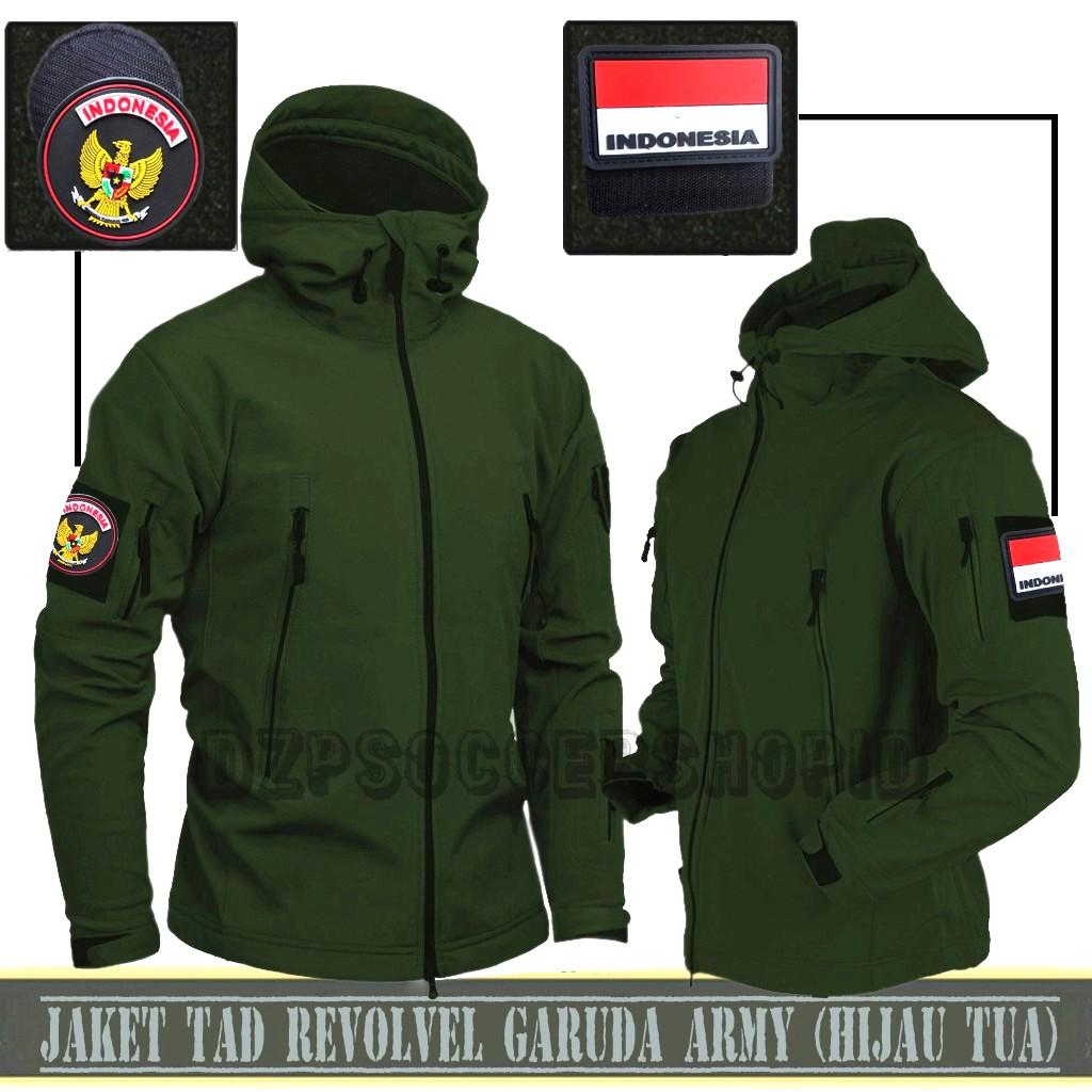 JAKET TACTICAL TAD REVOLVER GARUDA INDONESIA ca11c2e0d1