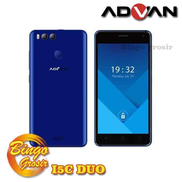 Advan 15C DUO 2/16GB-GARANSI RESMI