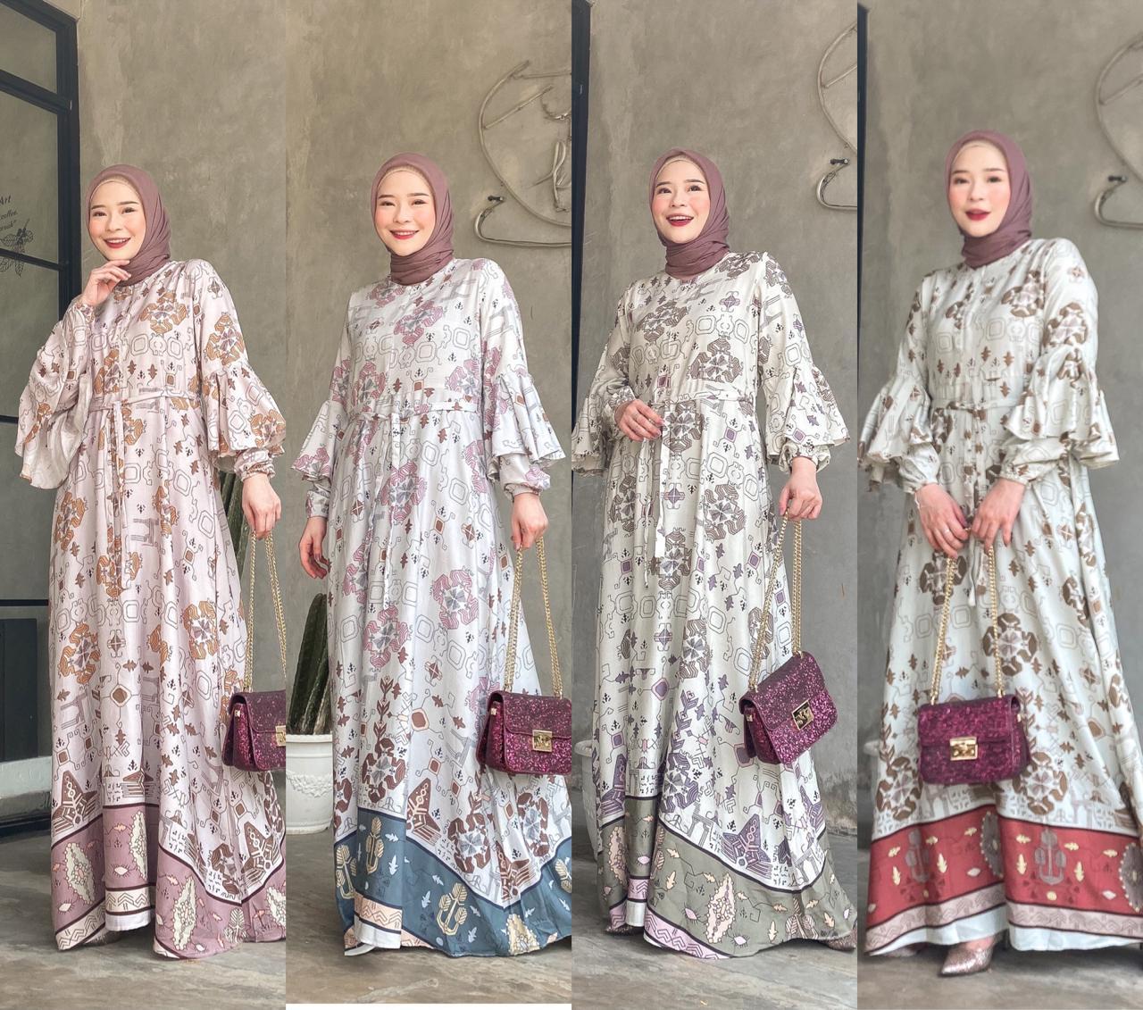 Gamis Rayon Terbaru 2020 Muslim Dress Rayon Viscouse Motif Bunga Terbaru Bisa Cod Baju Gamis Wanita Terbaru Gamis Modern Gamis Murah Gamis Muslimterbaru Gamis Syari Gamis Murah Boyan Store Lazada Indonesia