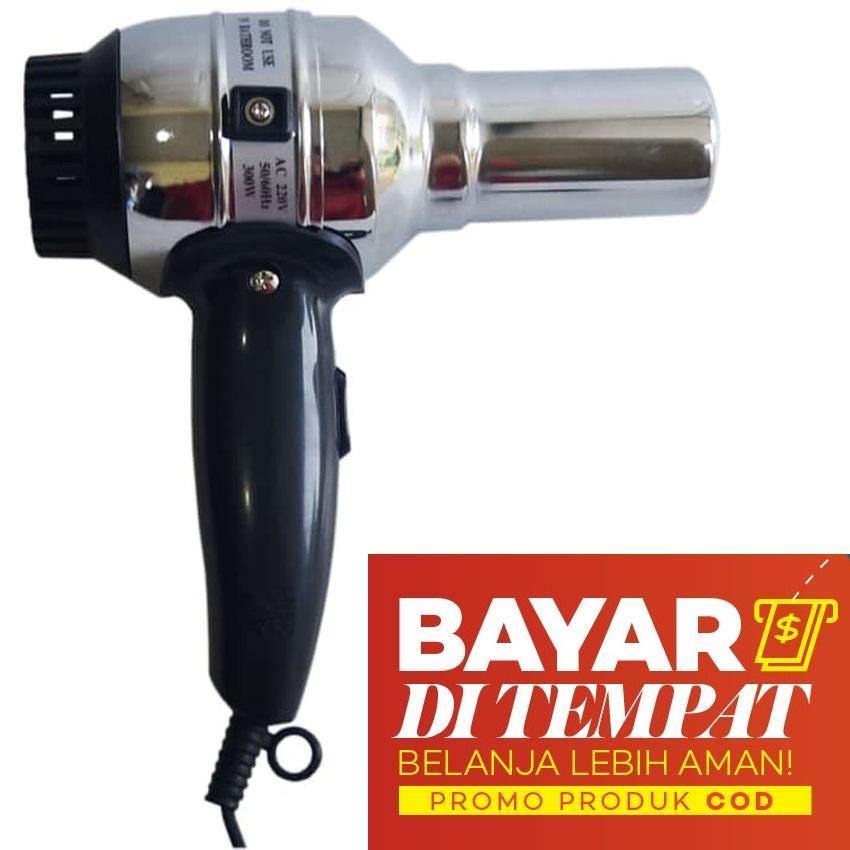 Yangunik Alat Pengering Rambut Hair Dryer Rainbow 300watt - Hitam By Yangunik.
