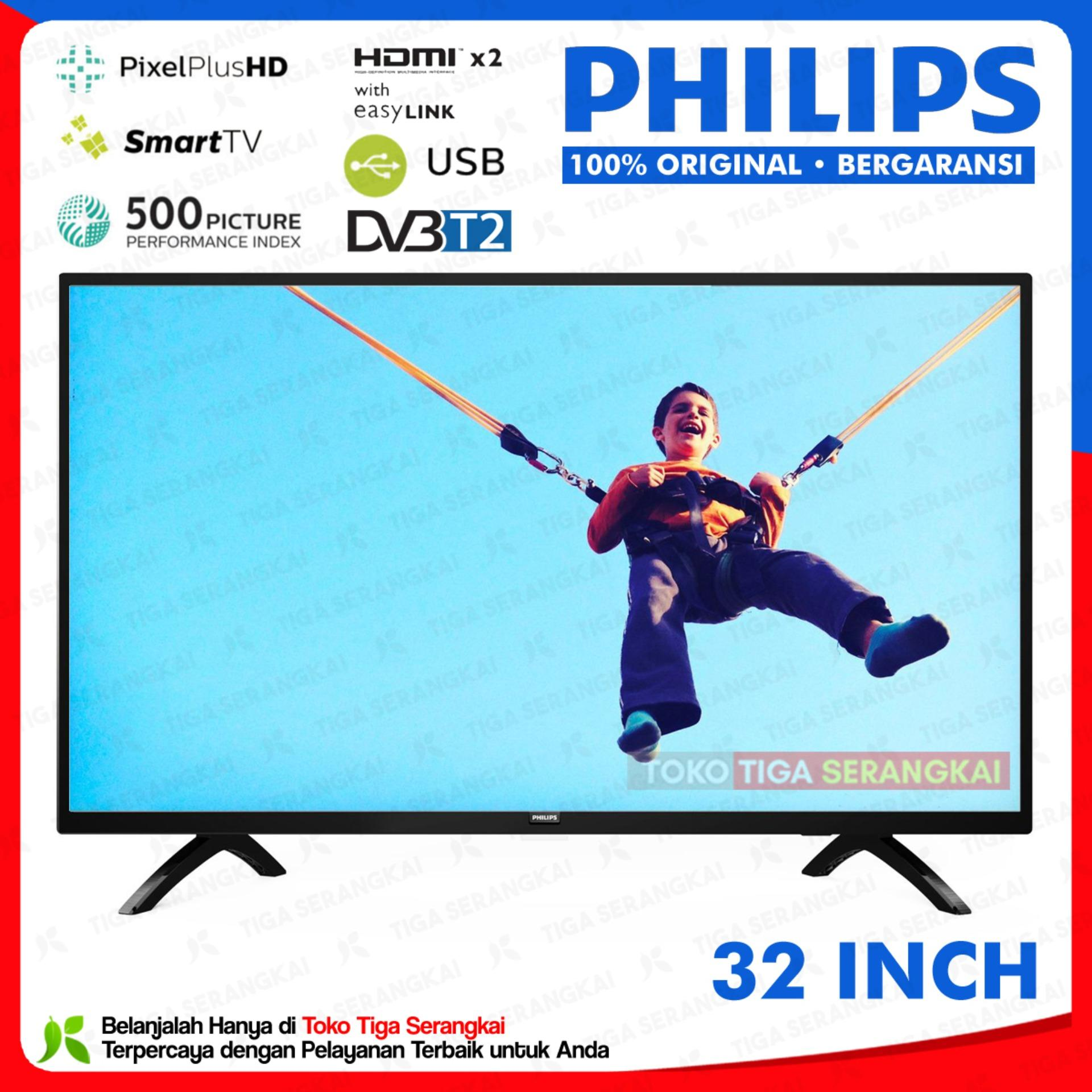 Philips LED Digital Smart TV 32 Inch 32PHT5853S/70