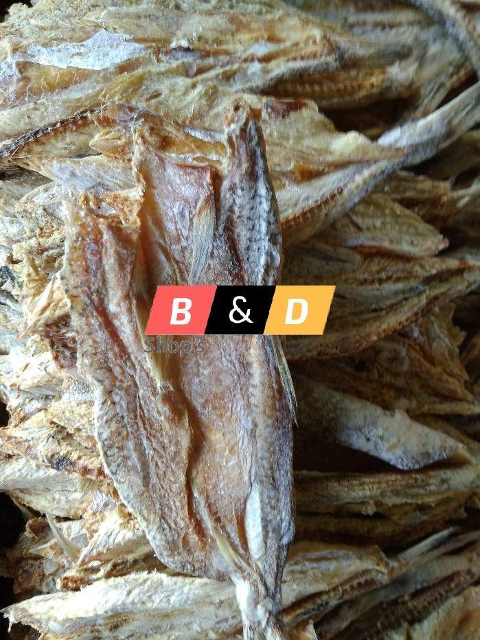 Ikan Asin Gabus Laut Khas Lampung Netto 500 Gram