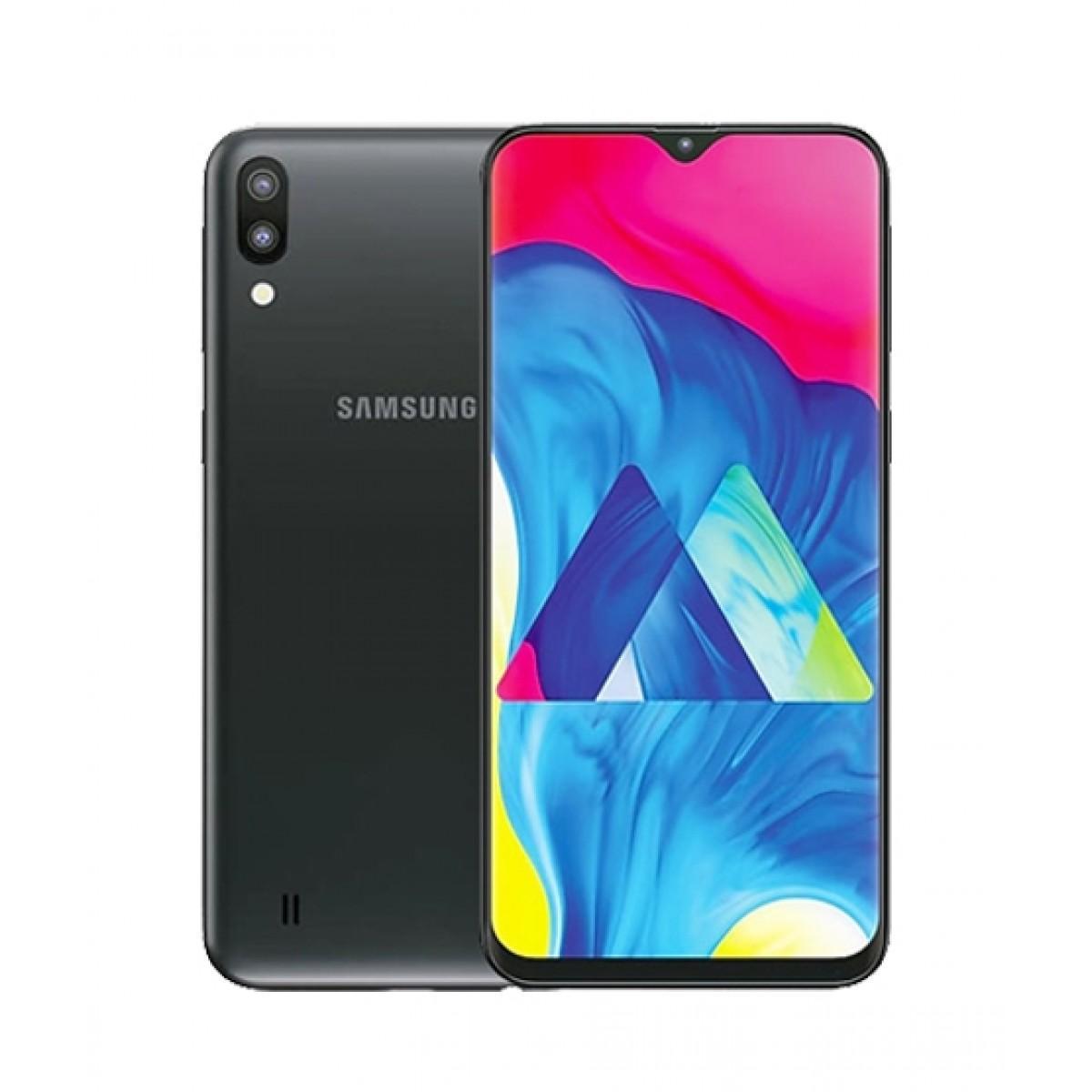 Samsung Galaxy M10 2GB/16GB (COD, Garansi Resmi SAMSUNG, Cicilan tanpa kartu kredit, Cicilan 0%, Gratis Ongkir)