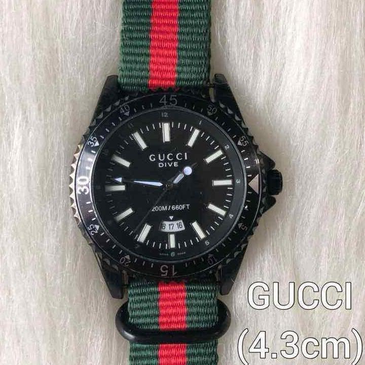 Jual Jam Tangan Pria Gucci Terbaru  56b3676130