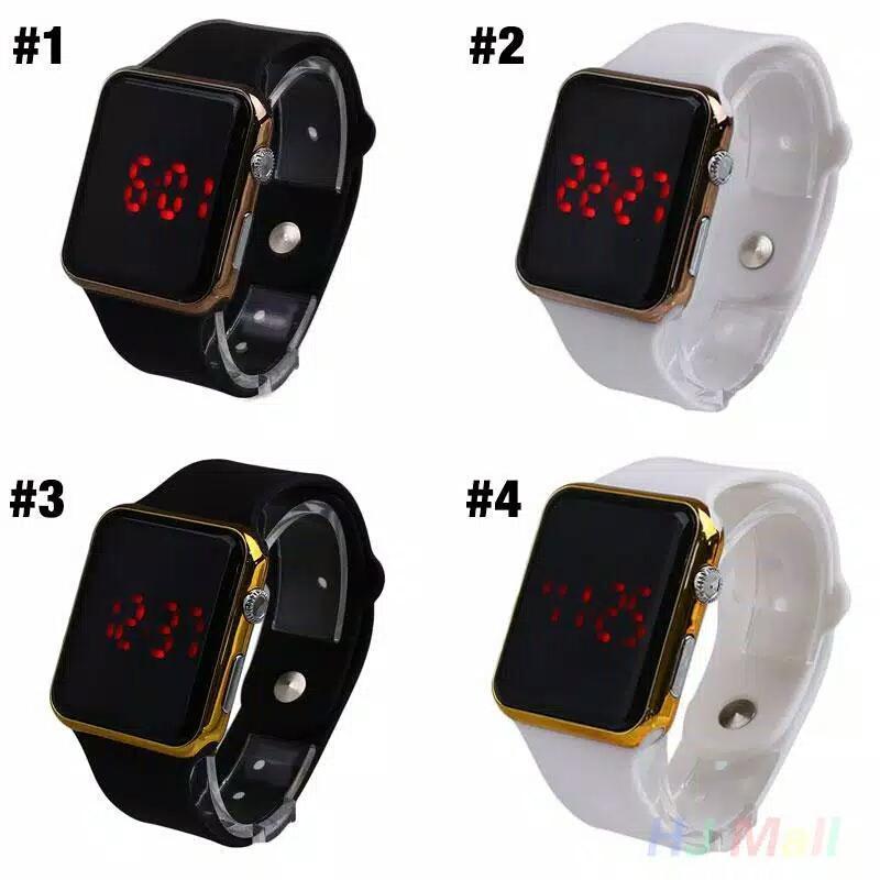 Kharismapedia - Fashion Pria: EGY Jam Tangan LED Mewah Anti Air Untuk Pelajar / Hadiah