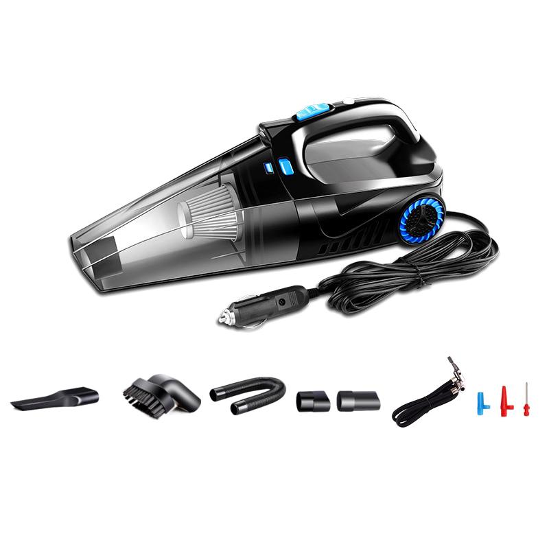 Car Vacuum Cleaner for Car Portable Vacuum Cleaner Handheld 12V 130W Mini Car Vacuum Cleaner Auto Aspirador Coche