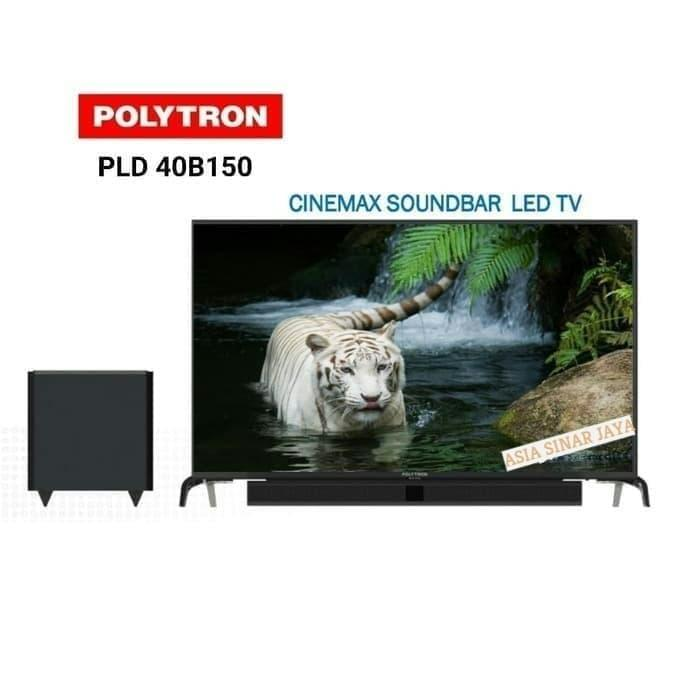 POLYTRON 43 Inch LED Full HD TV - 43D150