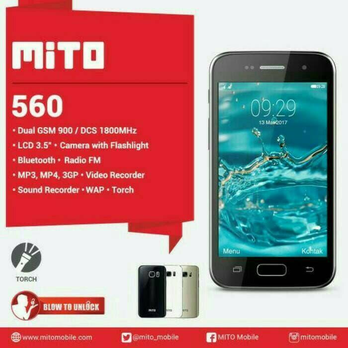 ... Touchscreen Mito T75 Black Update Harga Terkini dan Terlengkap Source MITO 560 TOUCHSCREEN MURAH BERKUALITAS