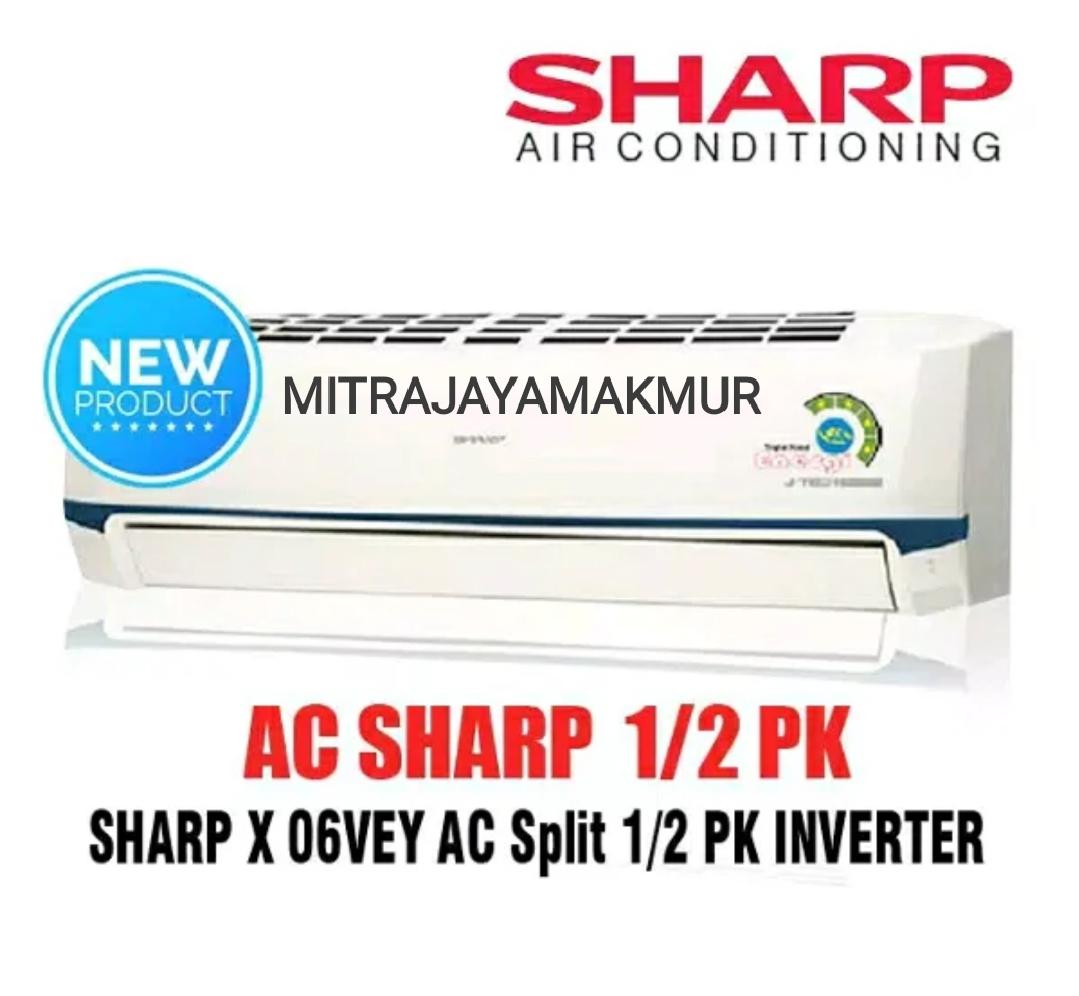 Ac Sharp 1/2PK AH-X06VEY Inverter
