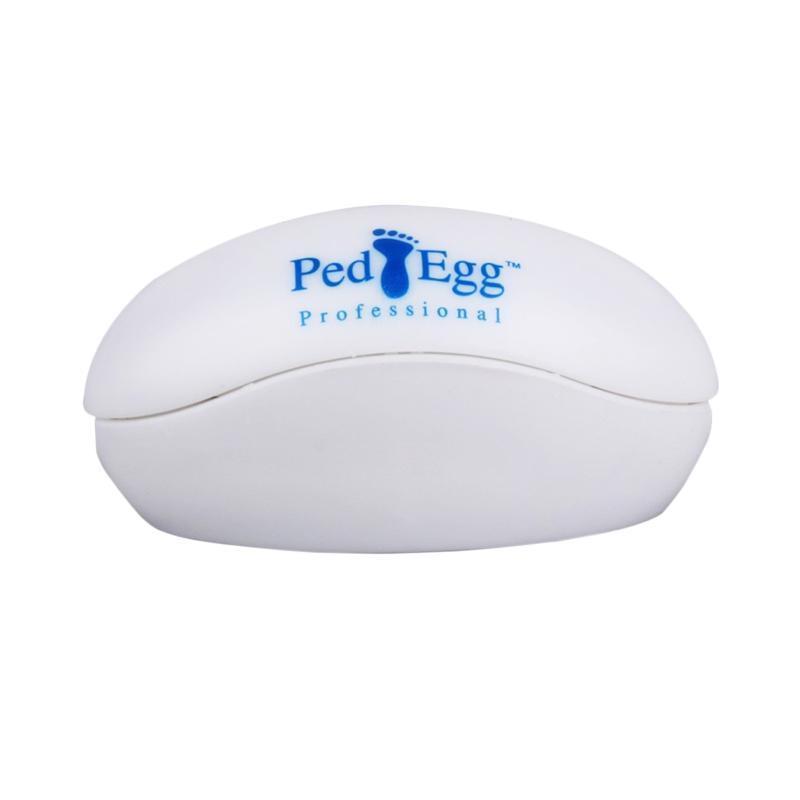 Ped Egg Professional Alat Penghalus Tumit Telapak Kaki Anti Pecah