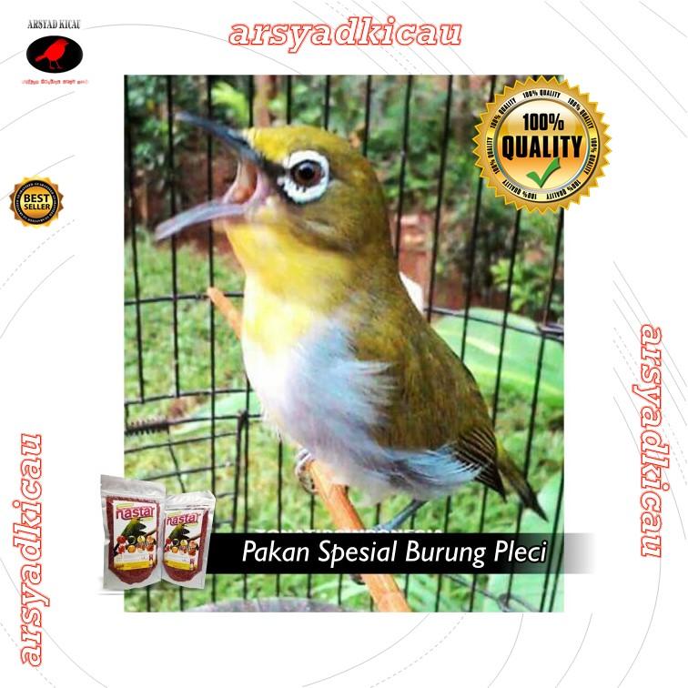 Bayar Ditempat Nastar Voer Pleci Ganas Cetar Burung Pleci Rajin Berkicau Makanan Burung Ganas Cetar Nastar Hw Pakan Burung Pleci Ciblek Decu Gelatik Dll Lazada Indonesia