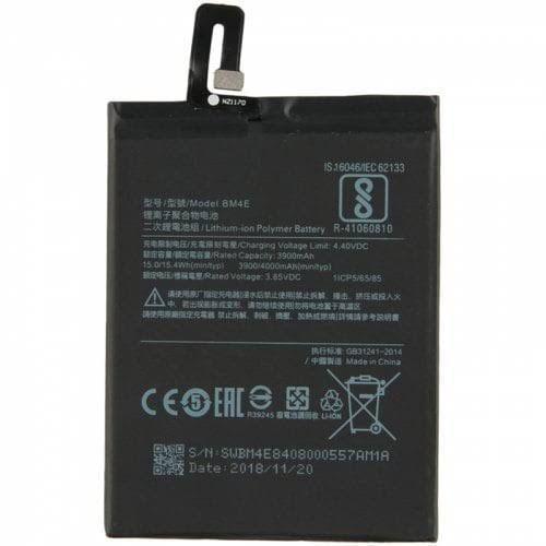 Baterai Original for Xiaomi Pocophone F1 BM4E Batre Battery Batrei