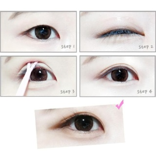 48pcs Double Eyelid Stickers Invisible Fold Double Eyelid Scott Tape Strong Adhesive big Eye Stripe Makeup lift tools Buy 2 Free Y fork thumbnail