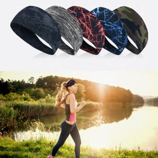 (Adsport)(Đang Bán) Chạy Ngoài Trời Thời Trang Thể Thao Turban Leo Núi Băng Đô Tập Yoga Phong Trào Băng Đô Chống Mồ Hôi thumbnail