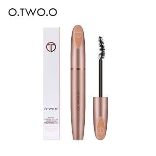 Alleya_Kamera - Mascara Fiber O.TWO.O 9131 3D Silk Fiber Eyelash Black Mascara Waterproof Long thumbnail