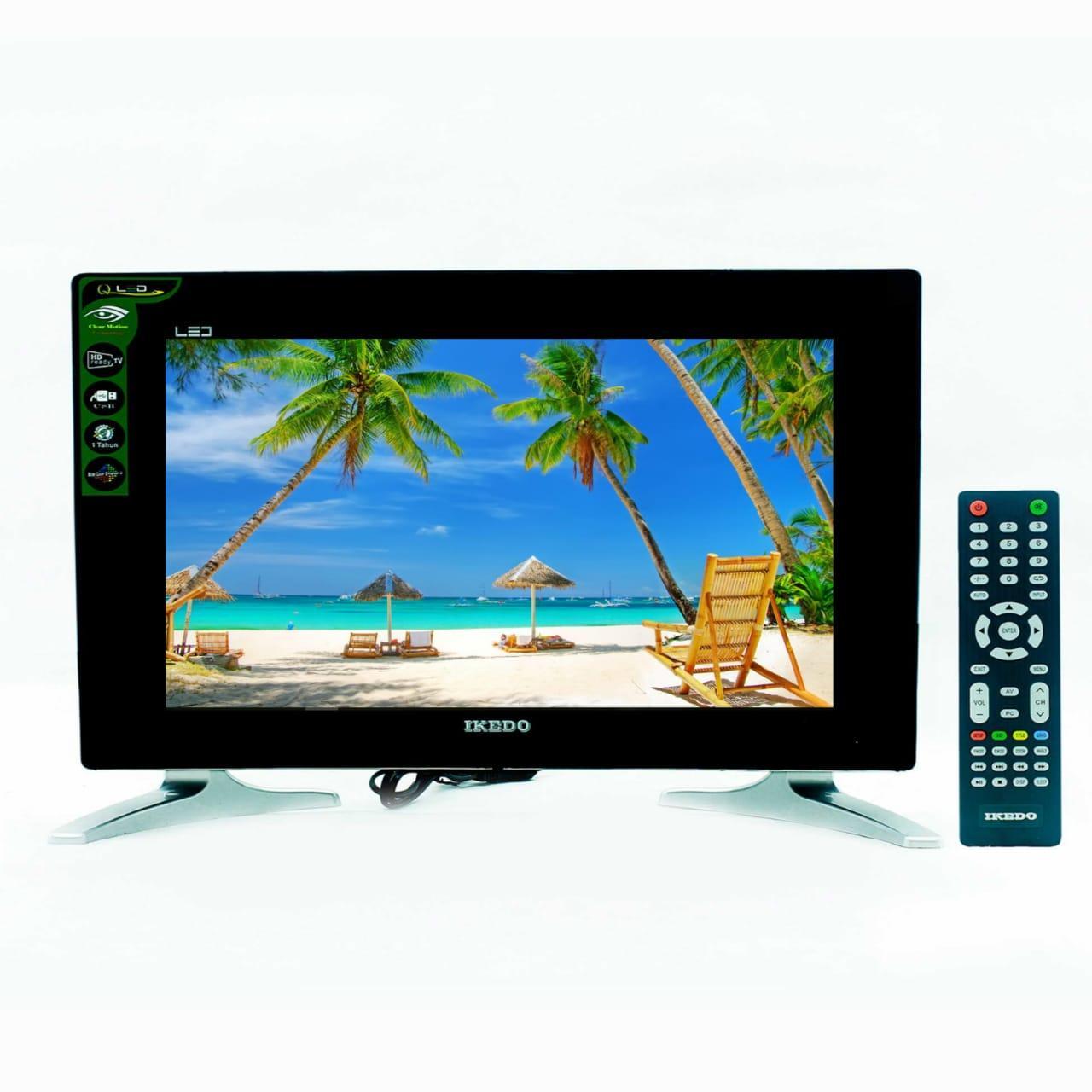 TV LED IKEDO LT-24Q1-W FULL HD DISPLAY MURAH TERBARU