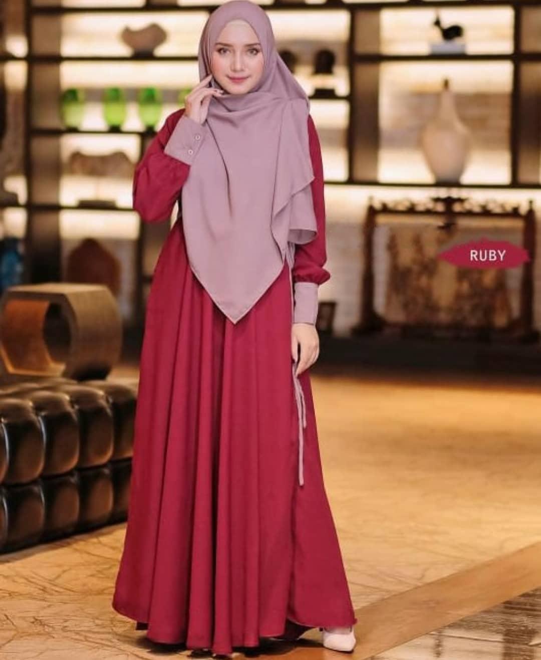 Baju Original Inayah Set Syari Mc Bahan Mosscrepe Free Hijab Khimar Gamis Wanita Syari Terbaru Khimar Gamis Syari Set Khimar Syari Terbaru 2020 Model Gamis Maroon Dusty Mocca Navy Lazada Indonesia