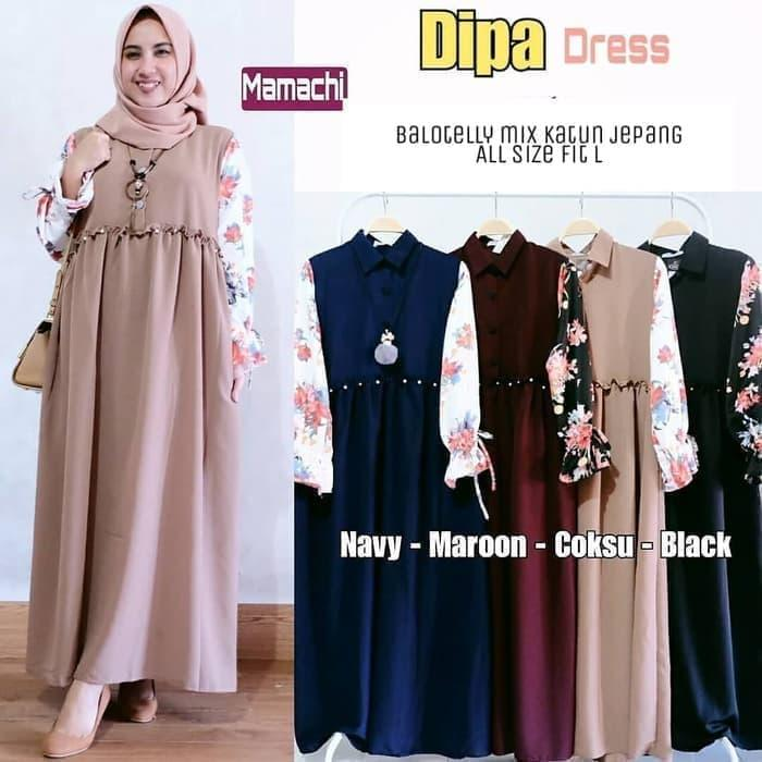 Dipa Dress By Selena Collection.