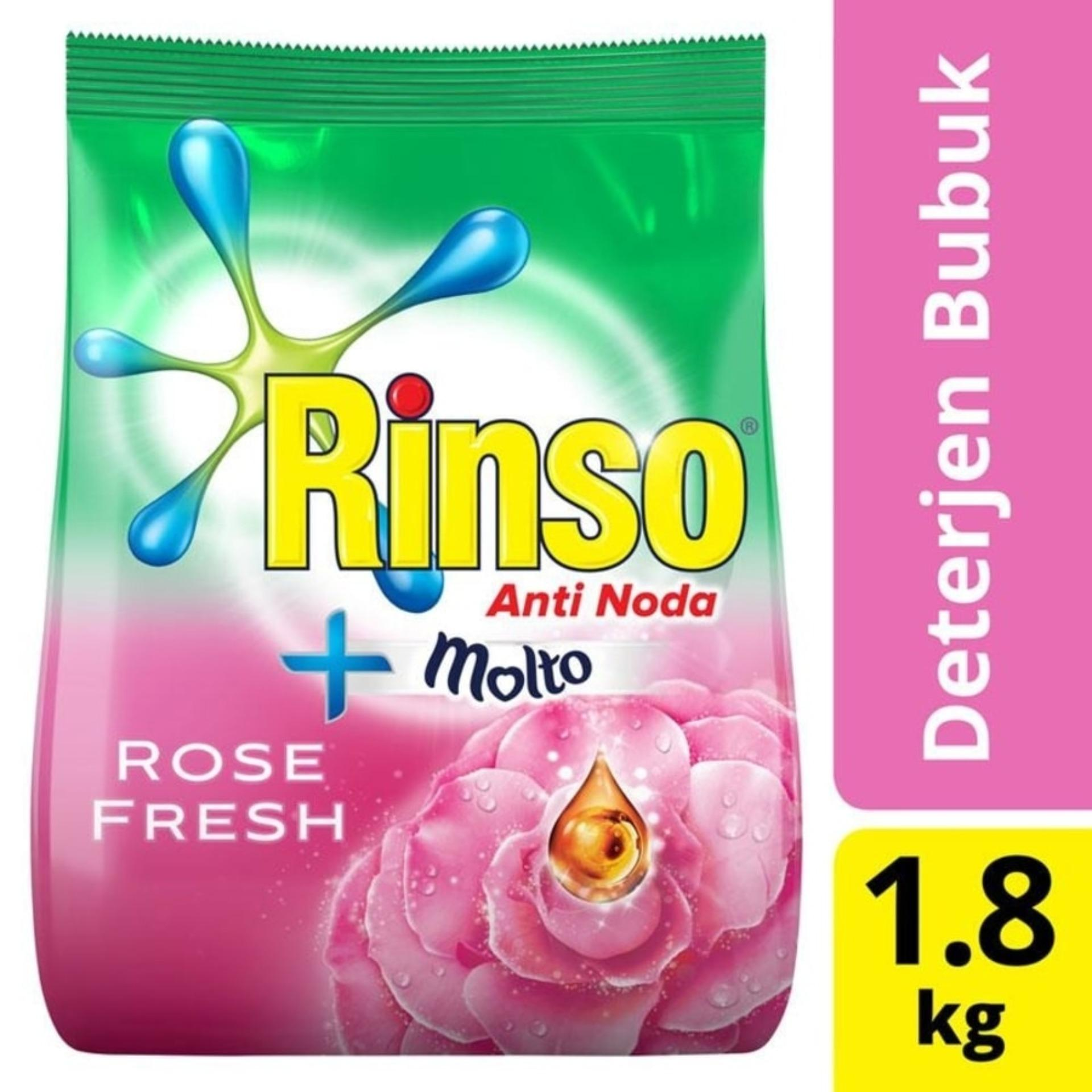 Rinso Detergent Molto Ultra 1.8kg