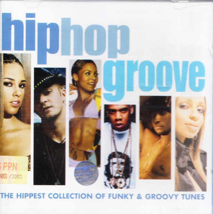 Cd Various Artist - Hip Hop Groove By Womdisc.