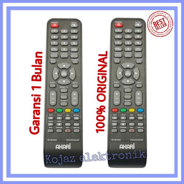 REMOTE TV AKARI RC-9918AS ORIGINAL 100%