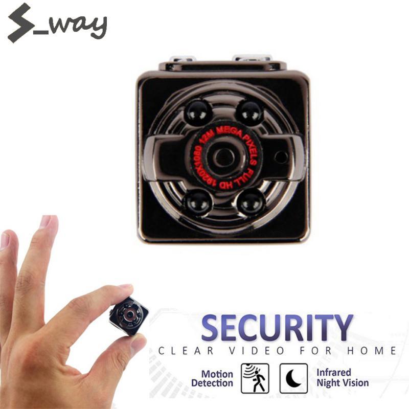 S_way 《 Ban Đầu 》 SQ8 Nhỏ Máy Quay Phim 720P Độ Nét Cao Tầm Nhìn Ban Đêm Quay Video Cầm Tay Thể Thao DV Camera Mini Hỗ Trợ 32 Thẻ Nhớ TF Siêu Ưu Đãi tại Lazada