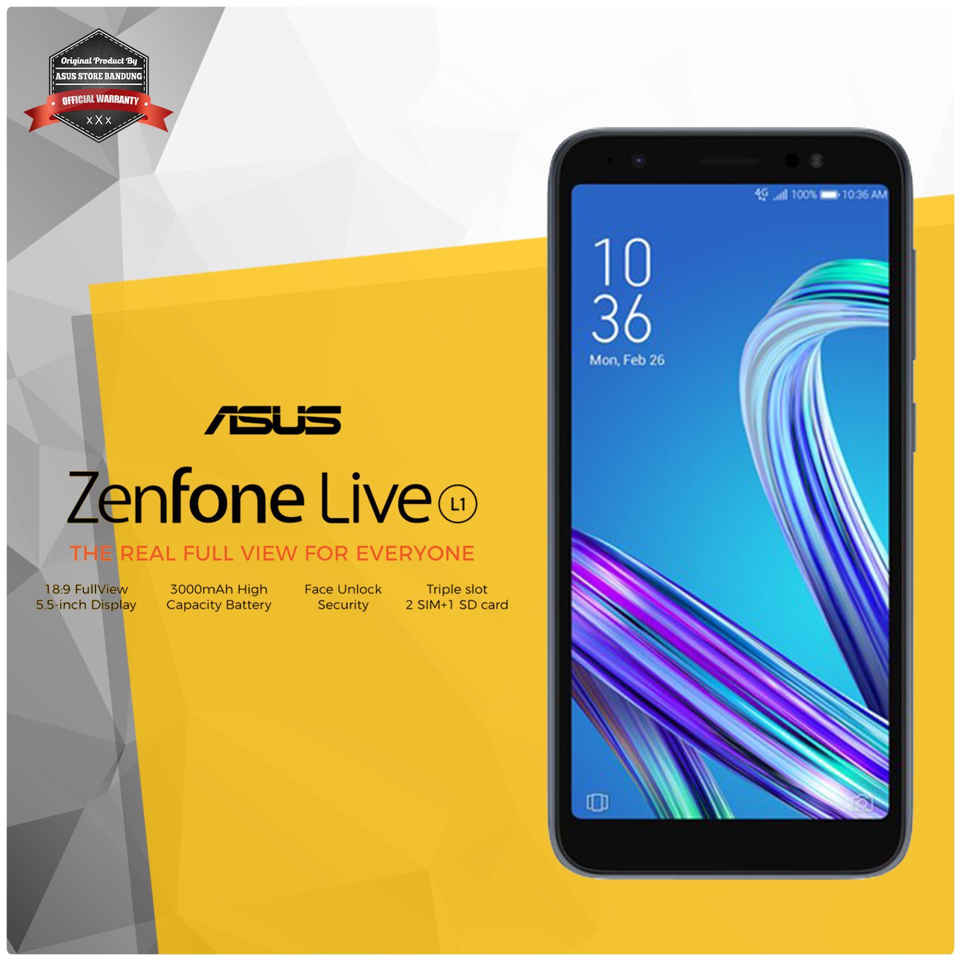 Asus Zenfone Live L1 ZA550KL 5.5