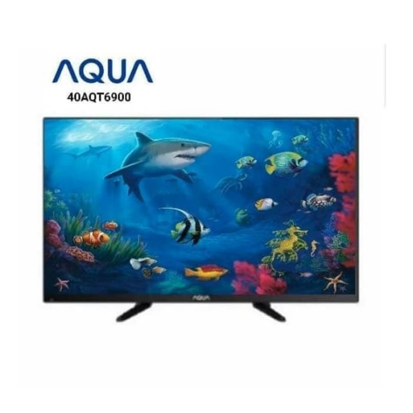 LED TV Aqua 40AQT6900F 40 Inch/ HDMI/ USB/ Movie Ready free bracket