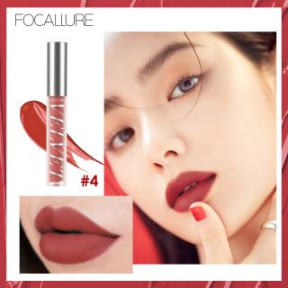 FA76 FOCALLURE Velvet Liquid Lipstick Makeup Lip Matte 10 Colors thumbnail