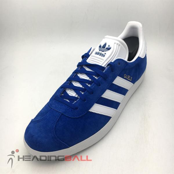 Sepatu Sneaker Casual Adidas Original Gazelle Royal Blue S76227 BNIB f1ebae2ed6