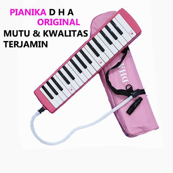 Pianika Dha Original/pianika Murah By J&r.