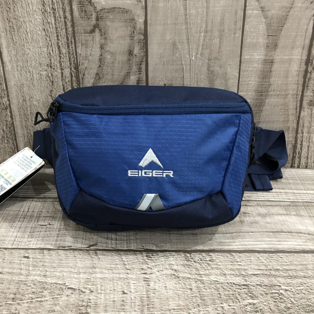 EIGER tas selempang 4162 celebica waist bag - tas samping - travel pouch terbaru