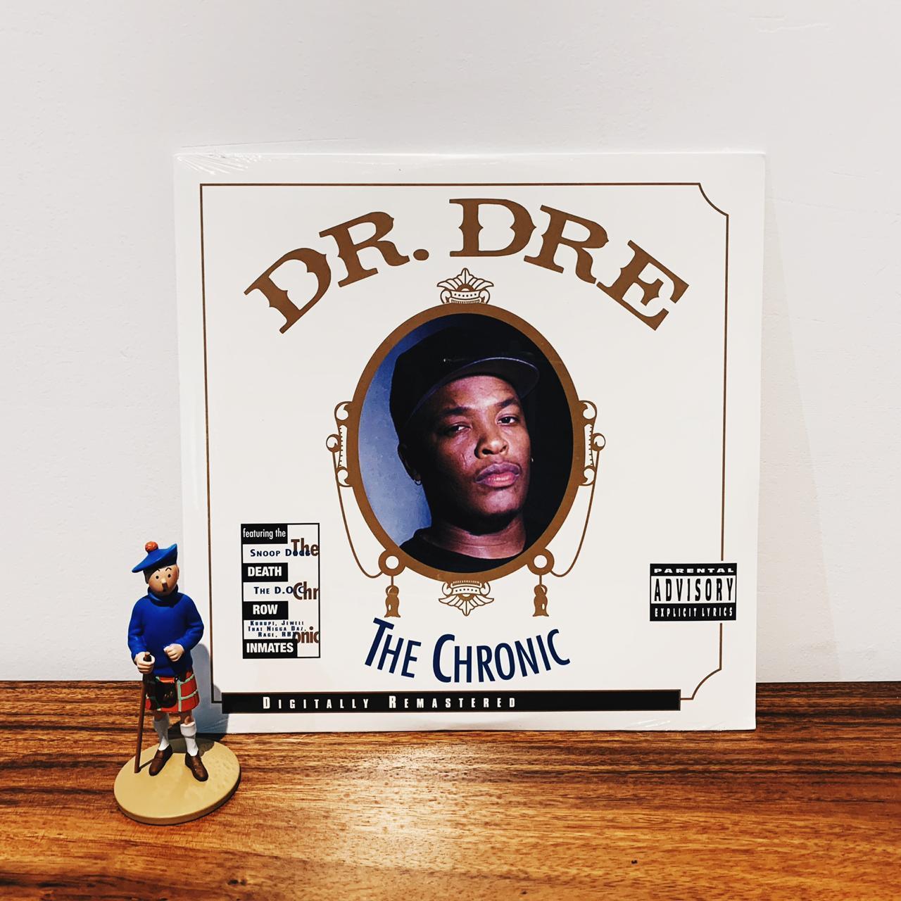 Piringan Hitam / Vinyl / Lp Dr. Dre - Chronic By Playlist Record Store