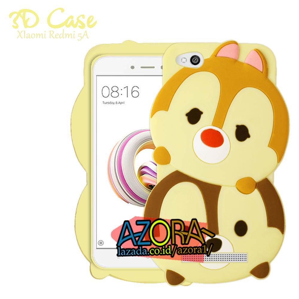 3D Case Xiaomi Redmi 5A ( 5.0 inch ) Softcase 4D Karakter Boneka Hello  Kitty Tsum e61c07790d