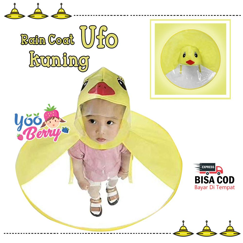 Jas Hujan Anak Ufo Raincoat Rain Coat Ufo Yooberry By Yooberry.