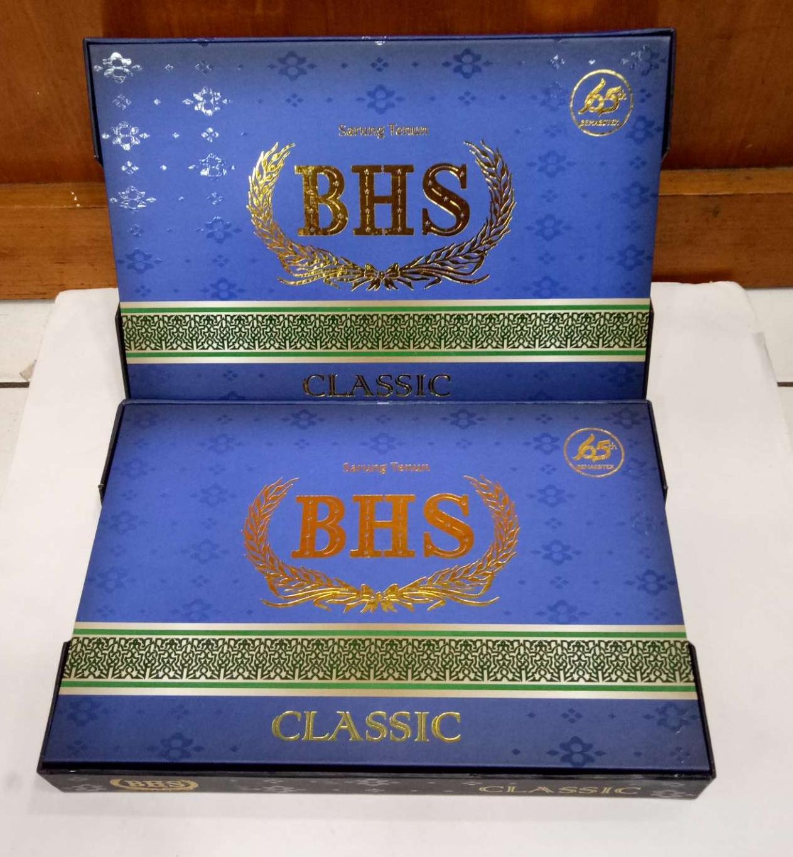 SARUNG BHS CLASSIC-SARUNG TENUN ASLI