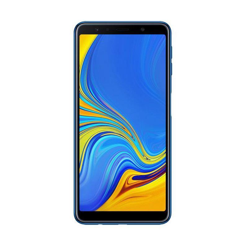 Samsung galaxy a7 (2018) (blue, 64 GB)