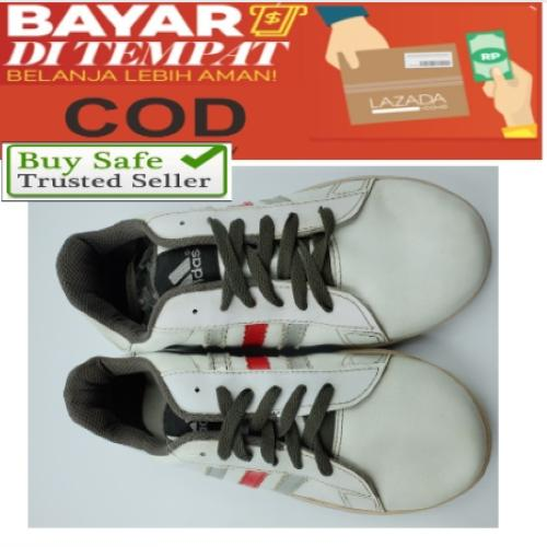 LUCKY COD // NIKE_3STIRPS_WHITE  // sneakers pria / sepatu kasual / sepatu kasual kanvas / sepatu sneakers murah // S8836
