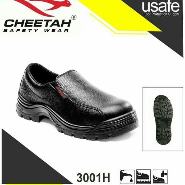 SEPATU SAFETY CHEETAH 3001H b9e0cabf2d