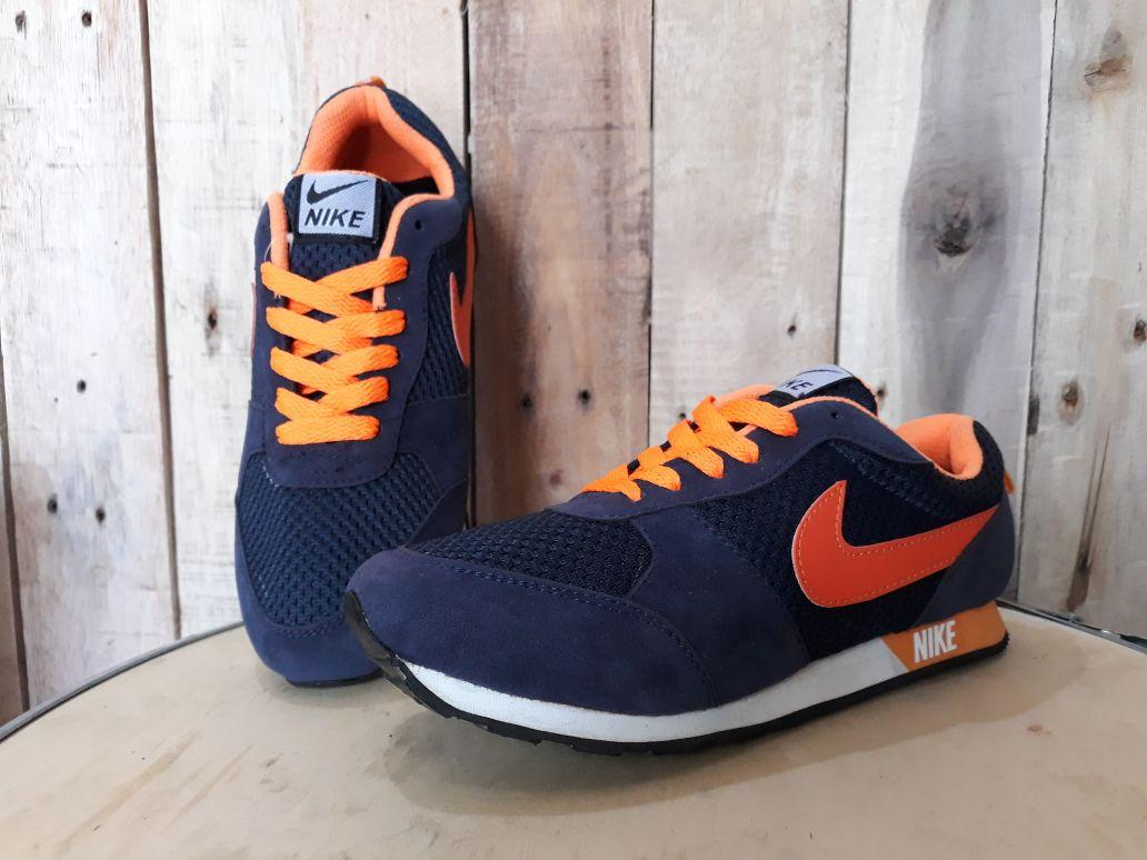 Sepatu nike md runner sepatu sekolah kuliah casual sneakers pria cowok