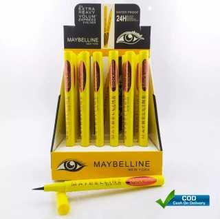 1pcs Eyeliner Spidol Hypersarp Maskara Kecantikan Mata Kelengkapam Makeup thumbnail
