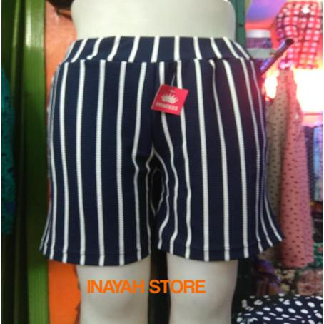 Celana pendek hotpant wanita short pant Salur