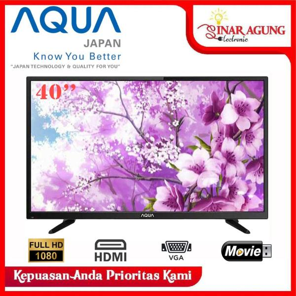 AQUA LED TV 40 Inch - 40AQT8550 / 40 AQT 8550 GARANSI RESMI